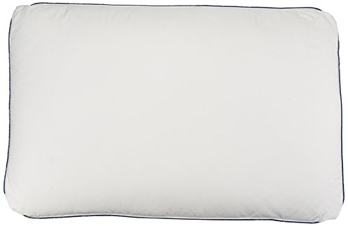 Pacific Coast Feather Company 25985 SuperLoft Luxury White Goose Down Pillow with Cotton Cover, 2