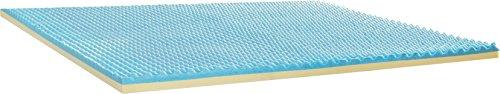 Broyhill 2' Dual Layer Gel Memory Foam Mattress Topper, Queen