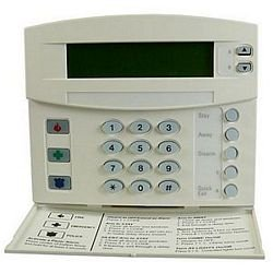 UTC FIRE AND SECURITY 60-983 ATP ALPHA KEYPAD,2X16 - Alphanumeric Keypad Lcd