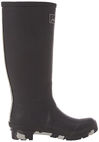 Joule Womens Fält Welly Regn Boot Grå
