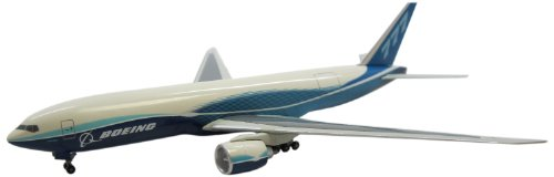 Dragon Models Boeing 777-200 Freighter 2004 Boeing Livery Diecast Aircraft, Scale 1:400 ()