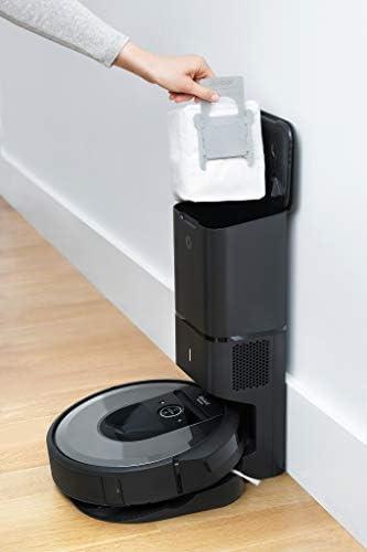 iRobot Roomba i7+ Robot Aspirador Roomba i7+ con con Estación de Limpieza Automática, Color, Pack of/Paquete de 1 10