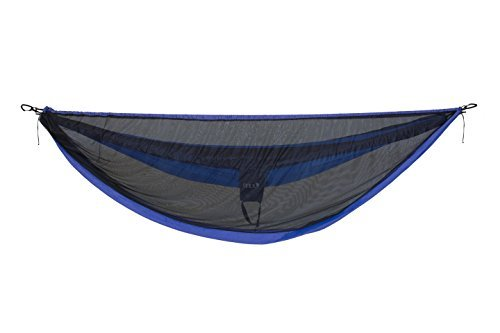 ENO - Eagles Nest Outfitters Guardian SL Bug Net, Hammock Bug Netting, Royal - Eno Guardian Bug Net