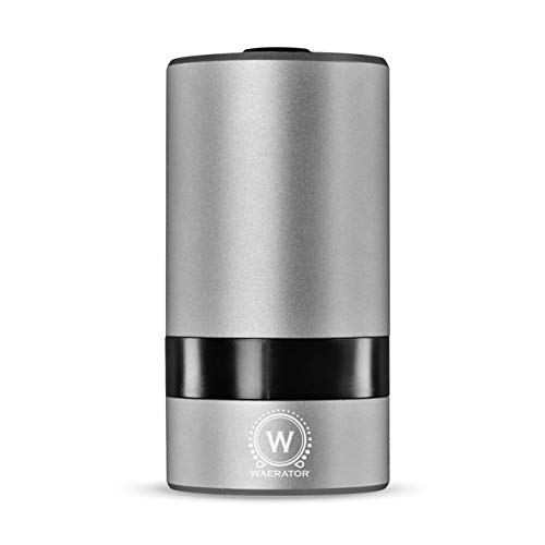Waerator Easy to Use Wine Aerator in Grey Perfect for Maximizing and Enhancing the Flavor of Your Wine by Generic (Image #2)