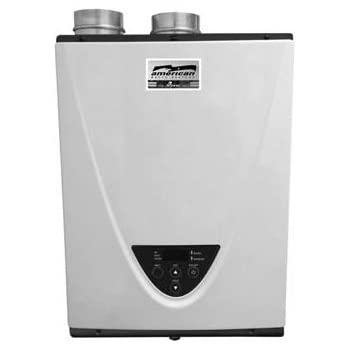 American Gt505pi Indoor Tankless Water Heater 9 4 Gpm