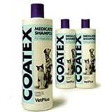VetPlus Coatex Shampoo Treatment–500ml