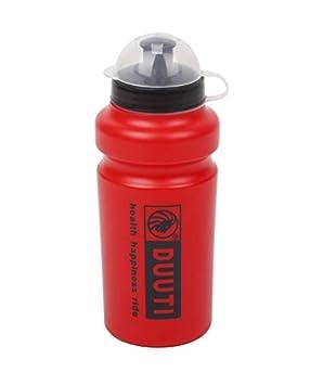 Extrbici 500 ml bicicleta botella de agua saludable de plástico duradero antideslizante a prueba de fugas