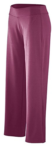 Augusta Sportswear Women's Poly/Spandex Pant 2XL Maroon