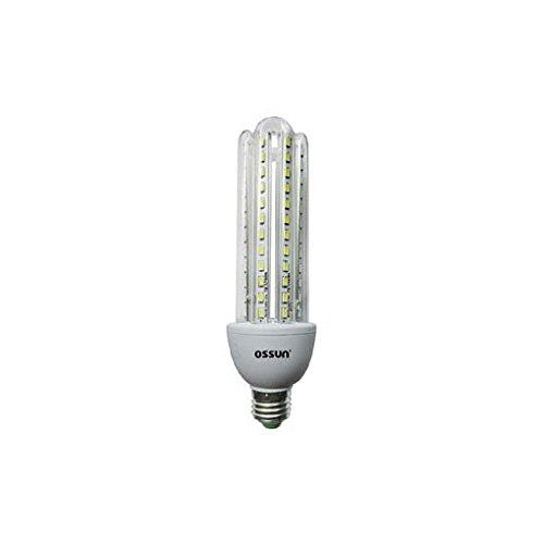 Ossun-Bombilla 4U Led Profesional 26W(260W) E27 6400K: Amazon.es: Iluminación