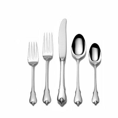 Colonial 5 Piece Dinner - Grande Colonial 5 Piece Dinner Flatware Set