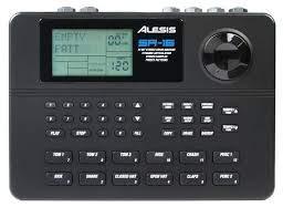 Bateria Eletronica Alesis Sr-16