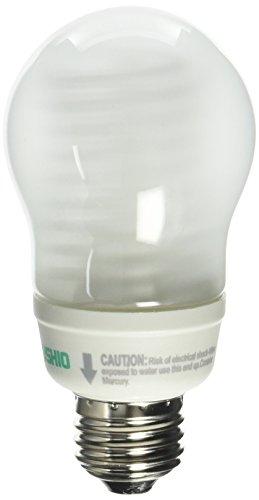 Ushio BC6565 3000529 - 8W CFL Light Bulb - Dimmable C - 4...