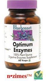 Bluebonnet - Vegetarian Optimum Enzymes - 90 Veg Caps