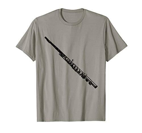 - Flute Player Flutist Gifts T-Shirt