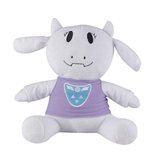 YOYOTOY Hzirip Game Cartoon Doll Legend Short Plush Soft Undertale Toy Children in-Stock Items Uni Filling Pp Cotton Cool Must Haves Gift Ideas My Favourite Superhero Children Immaginaton World by YOYOTOY