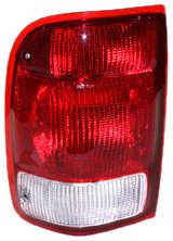 TYC 11-5076-91 Ford Ranger Driver Side Replacement Tail Light Assembly ()