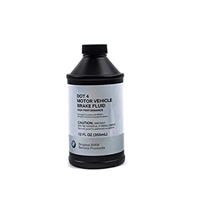 BMW 81-22-0-142-156 BRAKE FLUID:832560: Automotive