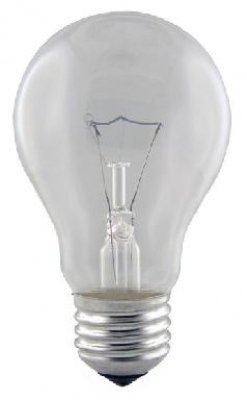 20 x BELL 70W (Equivalent to 100W) GLS Lamp ES (Edison Screw Cap) Clear Bulb