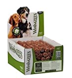 Whimzees Paragon Pet Products USA Veggie Sausage Dental Treat- Brown Xl/30 Piece For Sale