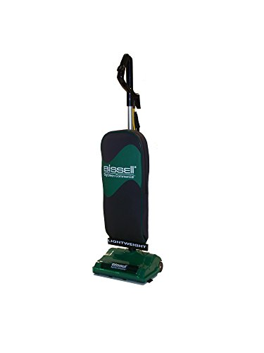 BISSELL BigGreen Commercial BGU8000 Lightweight Upright Vacuum, 13″, Green