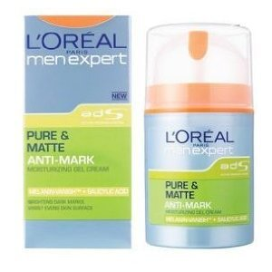 L'Oreal Men Expert Pure & Matte anti-mark moisturizing gel 50ml.
