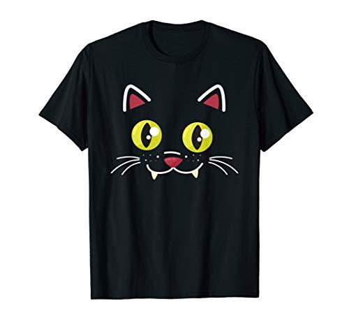Halloween Related Movies (Halloween Cat Face Funny Halloween Costume)