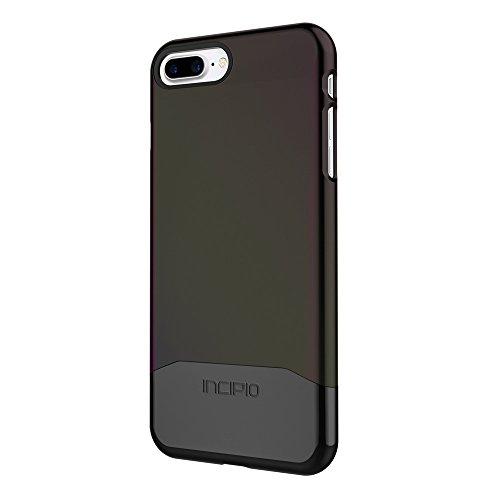 iPhone 7 Plus Case, Incipio EDGE Chrome [Shock Absorbing] Slider Cover fits (Chrome Iphone Case)