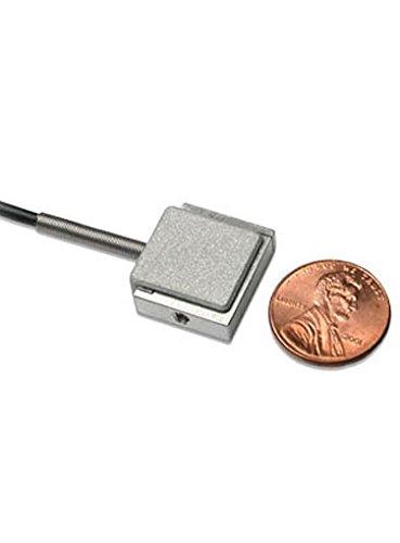 MR04-025 Miniature S-Beam Force Sensor, Cap. 0.25 lbf / 100 gf / 1N - Miniature Force Sensor