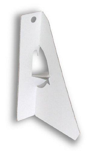 Easel Backs Make A Quick And Easy Display (Pkg/20) (Self Stick Cardboard Easels)