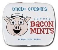 Bacon Flavored Mints net wt. 0.85 oz(24 -