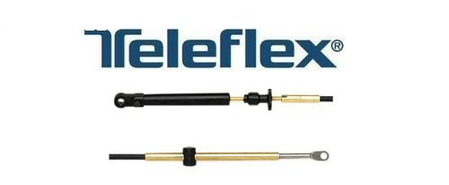 Marine Throttle (Teleflex OMC Type 479 Throttle Shift Control Cable, 16FT)