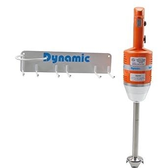 Mezclador de dinámico Junior Plus cuchilla de acero inoxidable batidora de inmersión y mango, 0 - 9500 RPM mx021 - 1 V: Amazon.es: Amazon.es