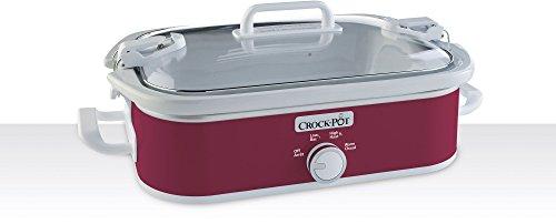 Crock-Pot Casserole Crock, Red Review