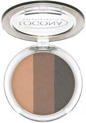 Logona Natural Body Care Eyeshadow Trio Oz Eyeshadow Duos & Pencils