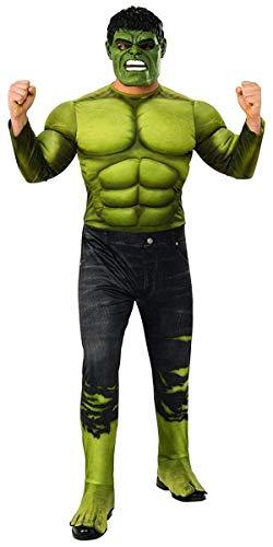 Rubie's Men's Marvel Avengers Infinity War Hulk Deluxe