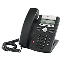 SoundPoint IP 331 Desktop Phone (2-line SIP desktop phone with integrated 2-port 10/100 Ethernetswitch and PoE support. Compatible Partner platform: 20. Country Groups: 1, 4, 6, excluding Brazil. Does not include AC power supply.) (Part#: 2200-12365-025 ) - NEW