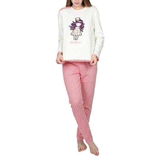 Aznar Gorjuss Love Heart - Pijama con Caja de Regalo, para ...