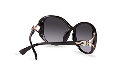 Nuevas Negro Conducción Liwenjun Sol Polarizadas Gafas De Marco Mujeres wfqqaFTzXZ