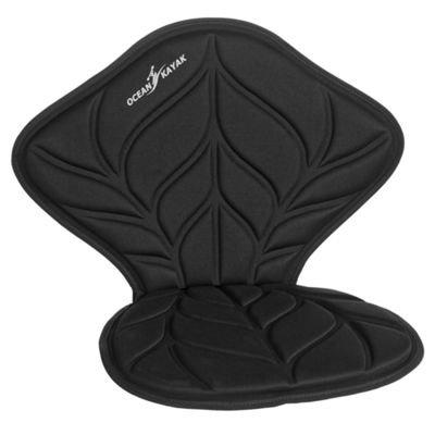 Kayak Seat Back System (Ocean Kayak Comfort Zone Premium Seat Back, Black)
