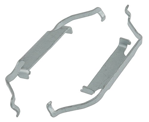 ACDelco 18K891X Professional Front Disc Brake Caliper Hardware Kit with Clips ()