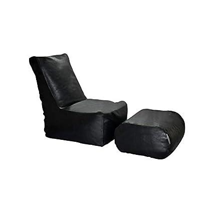 Tremendous Amazon Com Zen Bean Bag Chair Lounger Kitchen Dining Alphanode Cool Chair Designs And Ideas Alphanodeonline
