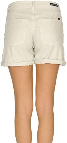 ATELIER CIGALA'S Fashion Woman MCGLPNH0000B7027E Beige Linen Shorts | Season Outlet