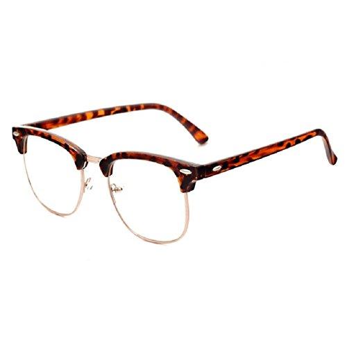 O-C Unises-adult TR90 Glasses - Rb3447 029 Round Metal