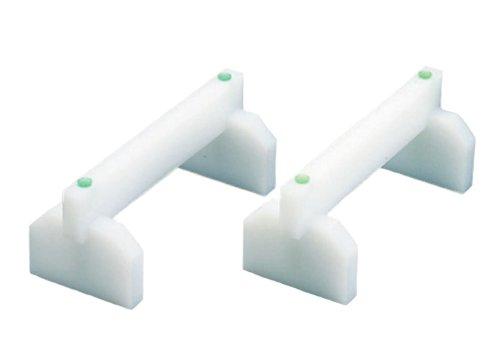 EBM プラスチック まな板用足(2ヶ1組)50cm B00C0MCR98