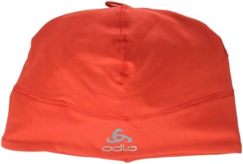 Odlo Nike T-Shirt TS Core Tee - Gorro para hombre fiery red