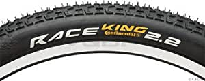 Cubierta CONTINENTAL RACE KING 26x2,20 ProTection Black Chili Tubeless Ready Flexible 0100540
