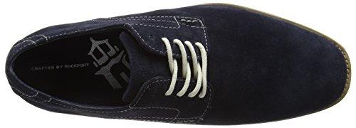 RockportJAZZ DRIVE Plain Toe - Zapatos Derby Hombre Azul Marino