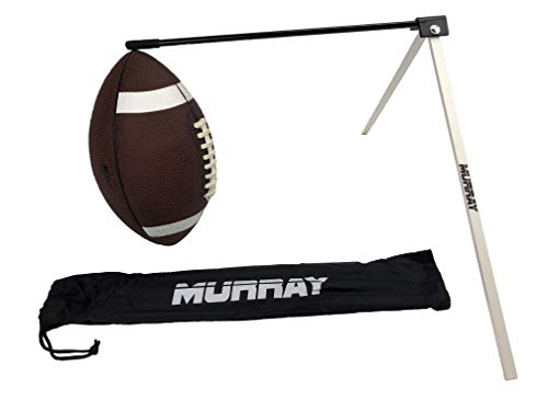 Murray Sporting Goods Pro Football Kicking Tee - Field Goal Kicking Holder for Footballs