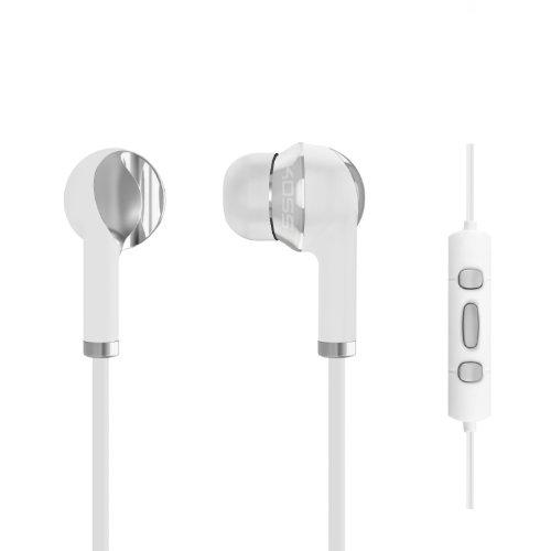 Koss IL200k KTC In-Ear Noise Isolating Headphones w/Mic, Bla
