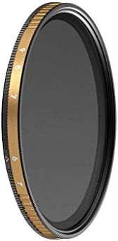 PolarPro 82mm Variable ND Filter (6 to 9 Stop)- Peter